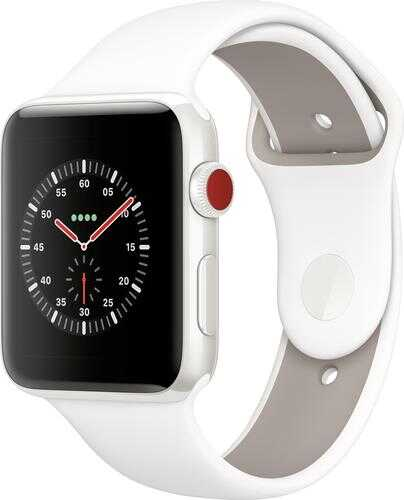 Rent Apple Watch Edition (GPS + Cellular) in White Ceramic