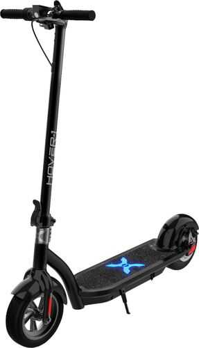 Rent to Own Hover1 Alpha Foldable Electric Scooter in Black