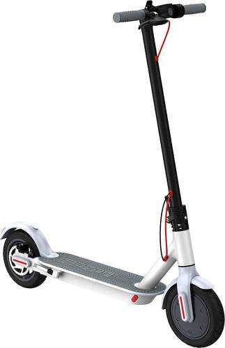 Lease to Own Hover1 Journey Foldable Electric Scooter in White