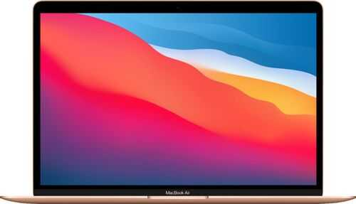 """Lease to Own MacBook Air 13.3"""" Laptop - Gold"""