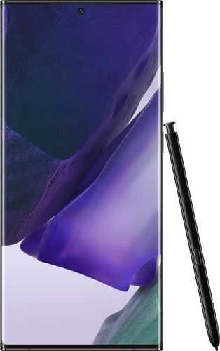 Lease to own Samsung Galaxy Note20 (Unlocked) in Mystic Black